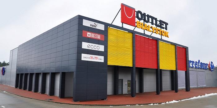 488a532c4bb0 Одежда и обувь еще дешевле в Outlet Bialystok!