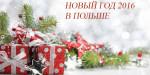 Где отметить новый год в Польше?