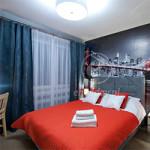 Апартаменты гостиничного типа «Metropolio»